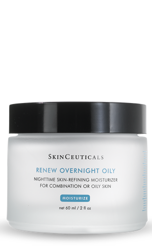 Renew Overnight Oily Oil Free Moisturizer Skinceuticals