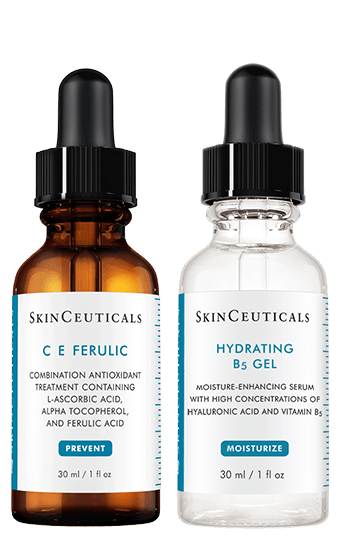 C E Ferulic and Resveratrol B E Limited Edition Kit