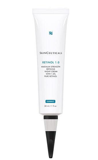 Pure retinol cream retinol 1.0 skinceuticals 883140024712