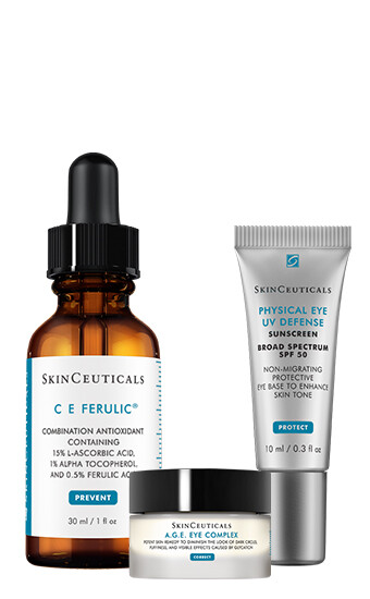 Face + Eye Regimen Set