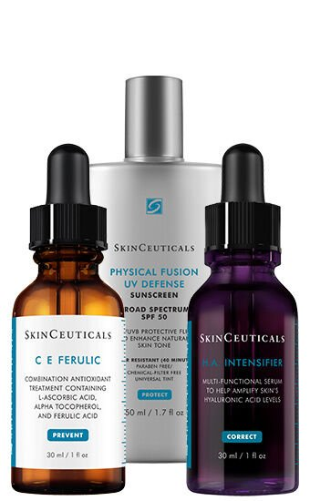 C-E-FERULIC-HYALURONIC-ACID-INTENSIFER-PHYSICAL-FUSION-SUNSCREEN-SET-SKINCEUTICALS