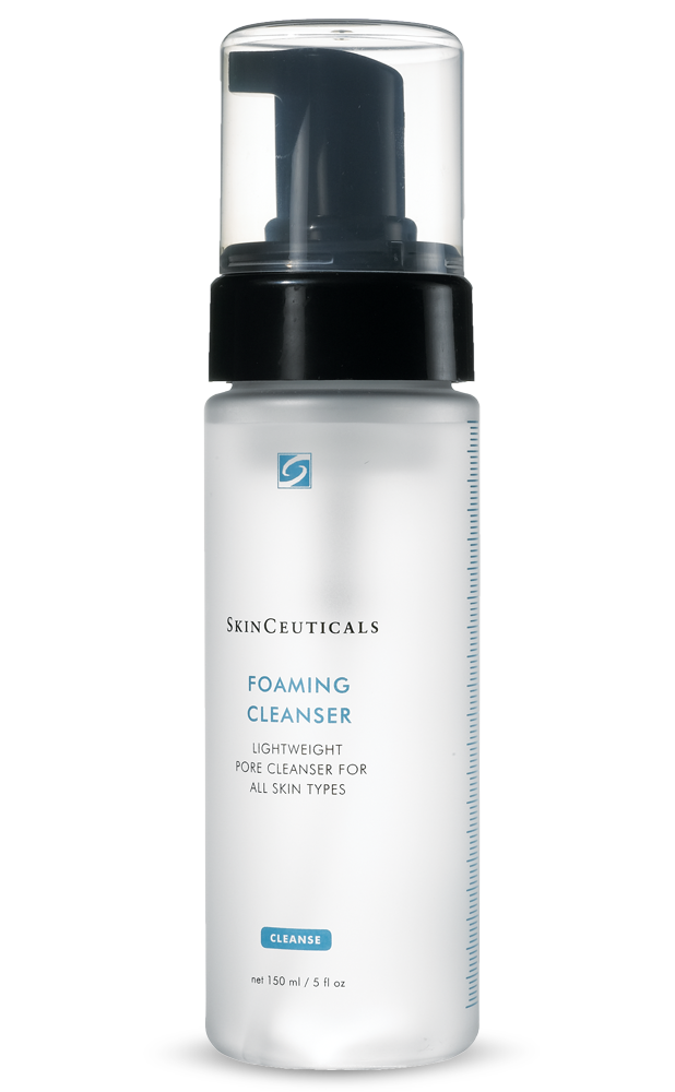 This lightweight cleanser for all skin types deep-cleans pores, removes excess oils, and clears surface impurities leaving the skin feeling refreshed. Non-irritating Removes excess oils without causing dryness Perfect for removing make-up Ideal for all skin types